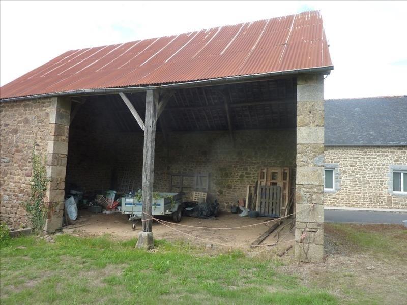 Vente maison / villa La bazouge du desert 43400€ - Photo 3
