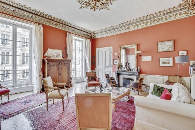 Sale apartment Versailles 1480000€ - Picture 3
