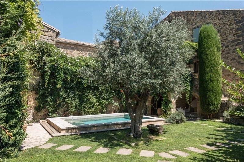 Verkoop van prestige  huis Uzes 690000€ - Foto 2