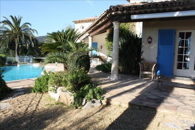 Vente de prestige maison / villa Les issambres 1365000€ - Photo 14