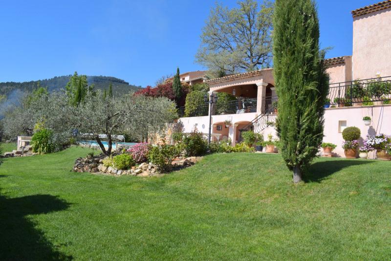 Immobile residenziali di prestigio casa Seillans 990000€ - Fotografia 7