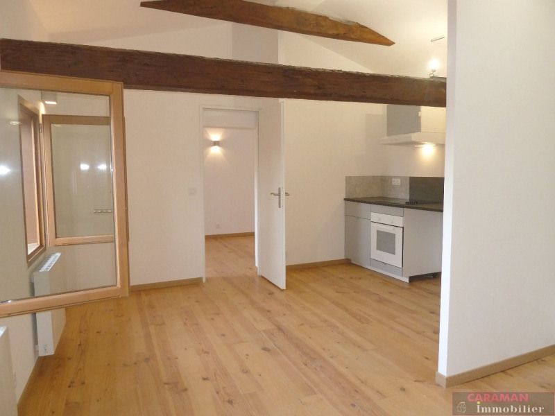Rental apartment Caraman 490€ CC - Picture 1