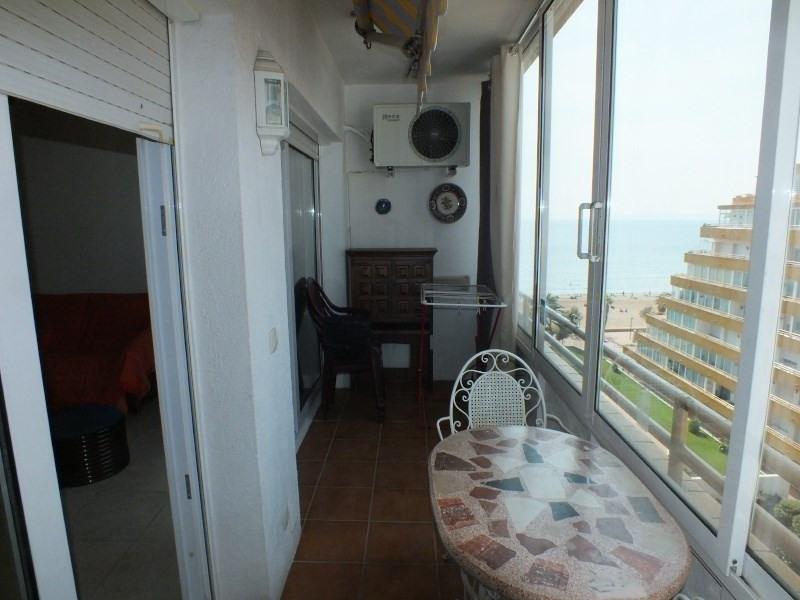 Location vacances appartement Roses santa-margarita 456€ - Photo 17