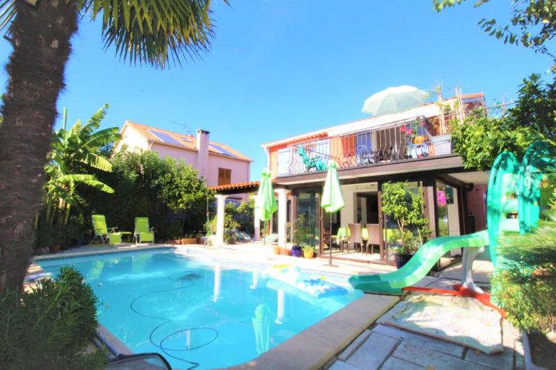 Deluxe sale house / villa Villeneuve loubet 865000€ - Picture 4