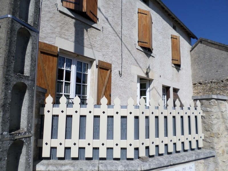 Vente maison / villa Antigny 86000€ - Photo 2