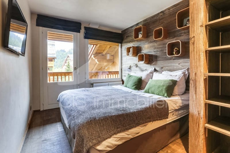 Vente de prestige appartement Meribel 1190000€ - Photo 4