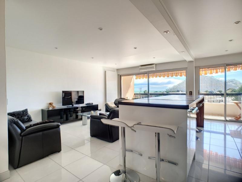Vente appartement Villeneuve loubet 450000€ - Photo 3