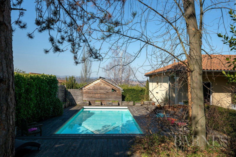 Deluxe sale house / villa Communay 849 000€ - Picture 19