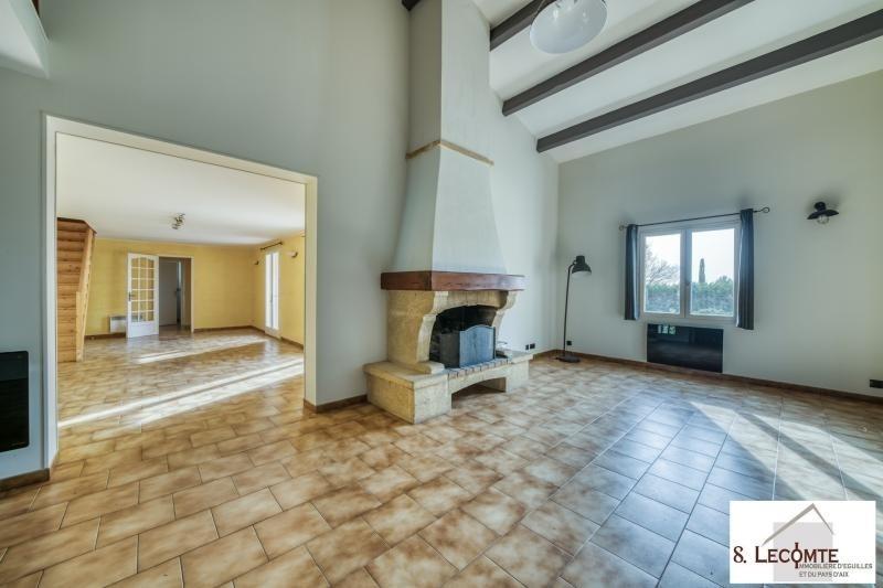 Vente maison / villa Eguilles 823000€ - Photo 5