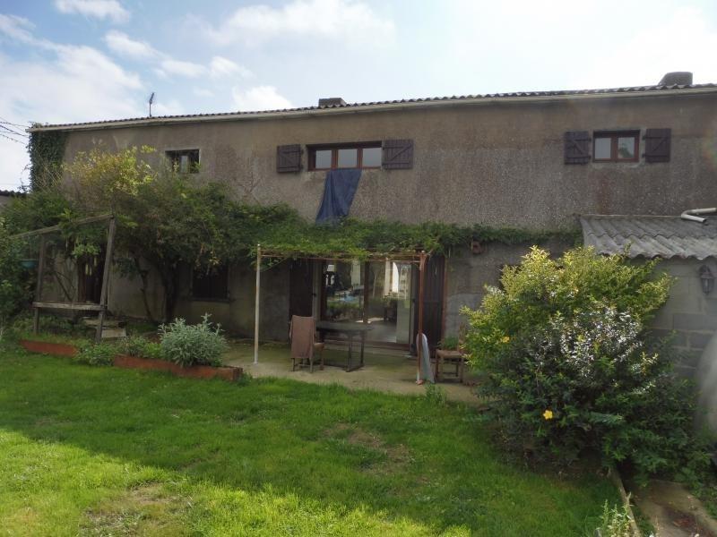 Sale house / villa Le may sur evre 137900€ - Picture 6