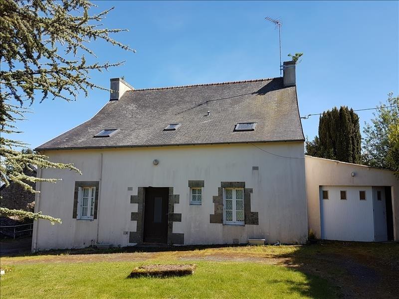 Sale house / villa Plogonnec 118800€ - Picture 1