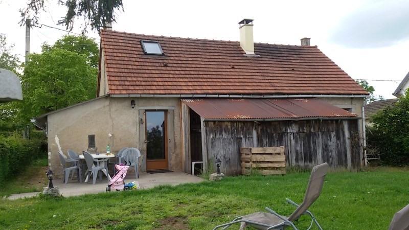 Sale house / villa Theneuille 69000€ - Picture 2