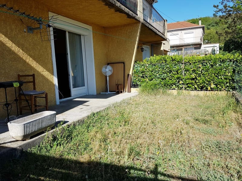 Rental apartment Salaise sur sanne 495€ CC - Picture 1