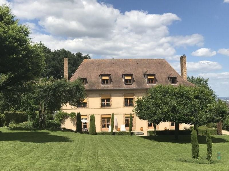 Revenda residencial de prestígio casa Villennes sur seine 1750000€ - Fotografia 1