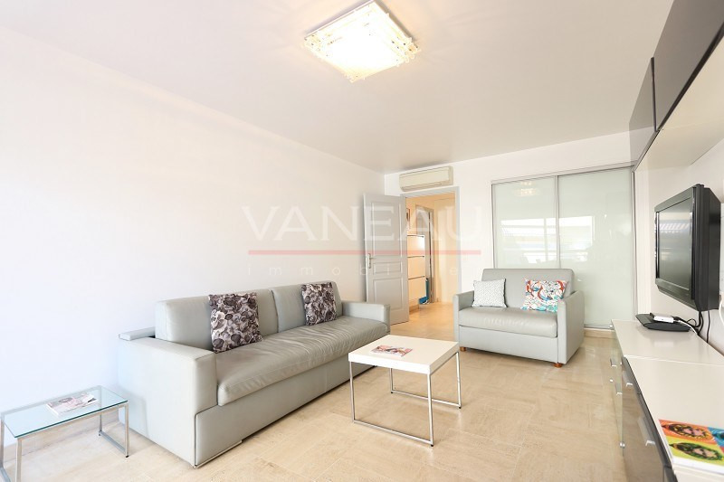 Vente de prestige appartement Juan-les-pins 299 000€ - Photo 7