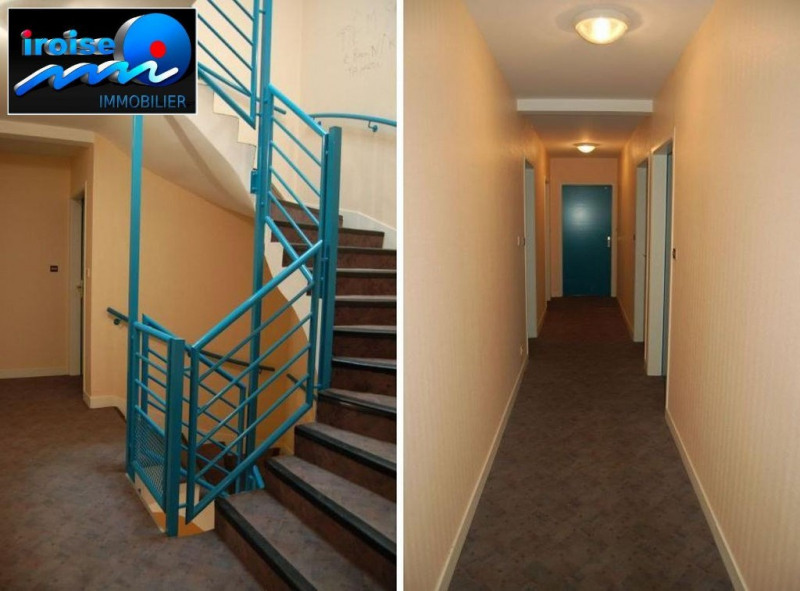 Rental apartment Brest 335€ CC - Picture 4