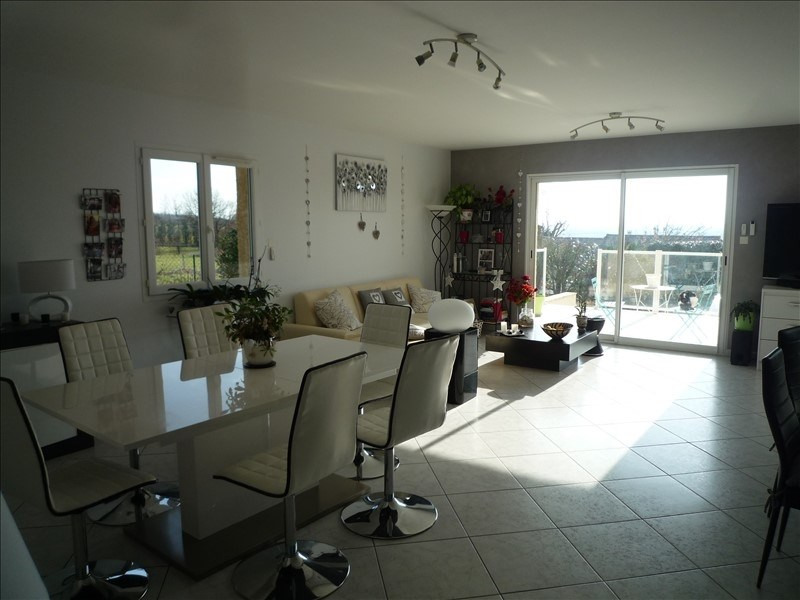 Verkoop  huis Reventin vaugris 370000€ - Foto 6