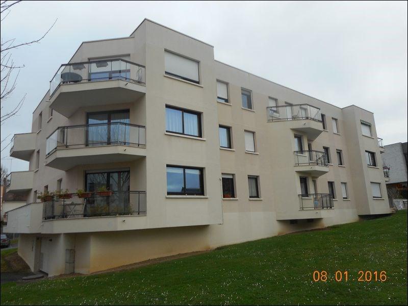 Rental apartment Ste genevieve des bois 783€ CC - Picture 1