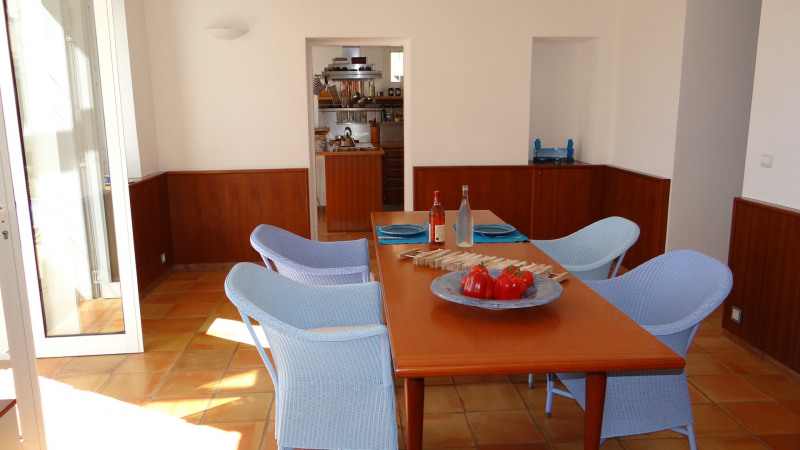 Vacation rental house / villa Cavalaire sur mer 3 800€ - Picture 20