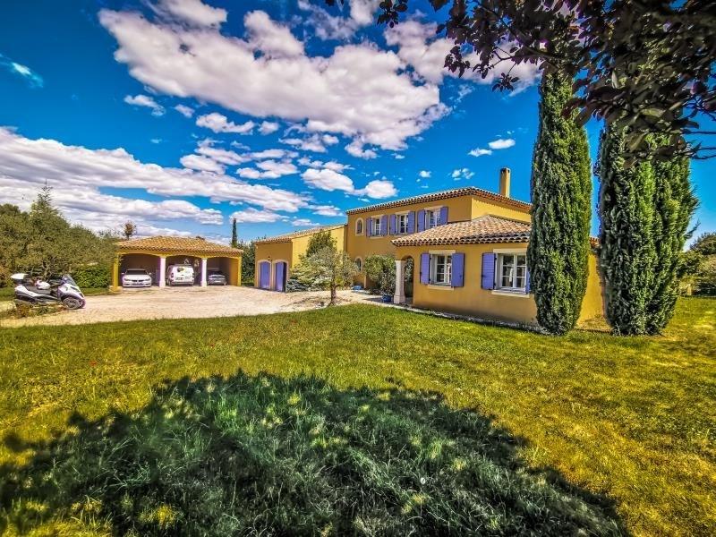 Vente de prestige maison / villa St maximin la ste baume 750000€ - Photo 3