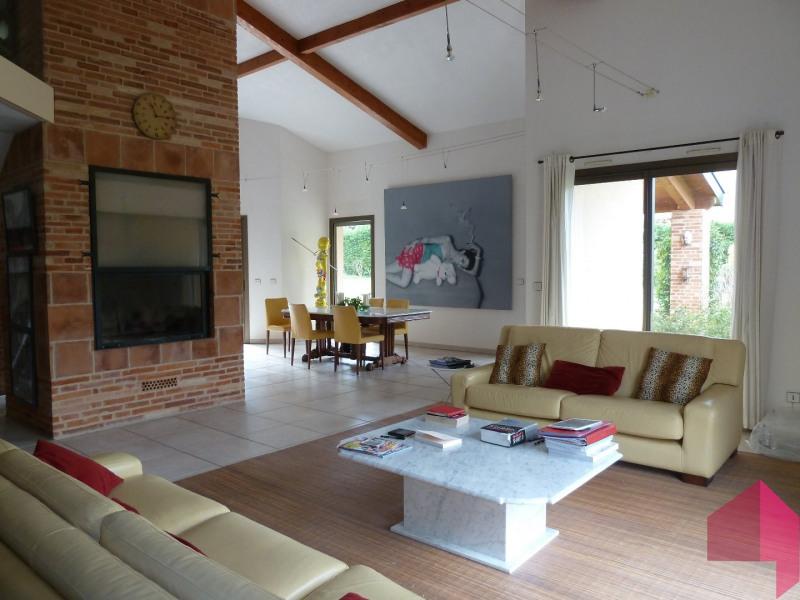 Venta de prestigio  casa Quint fonsegrives 898000€ - Fotografía 5