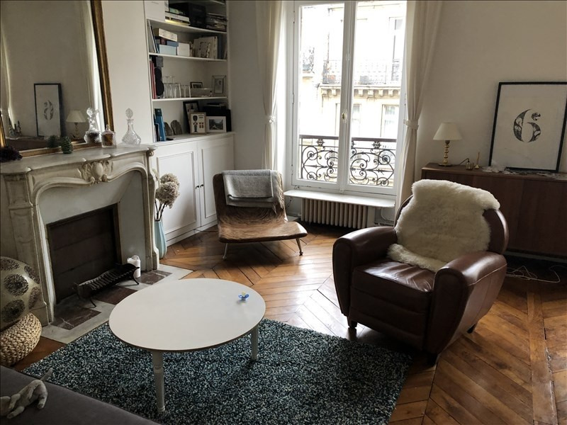 Sale apartment Paris 8ème 630000€ - Picture 1