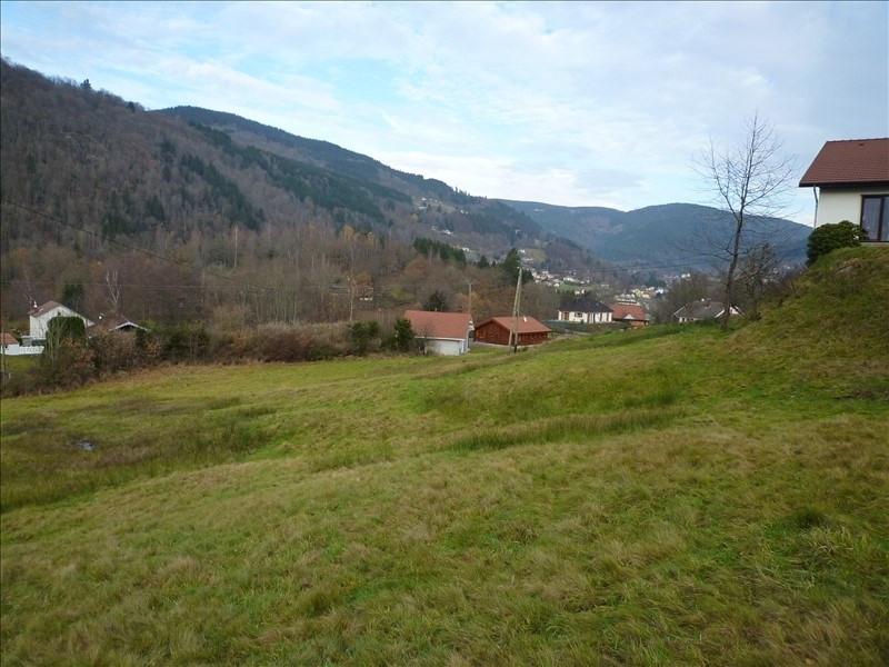 Vente terrain Cornimont 36680€ - Photo 2