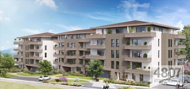 Vente appartement La roche sur foron 285 000€ - Photo 1