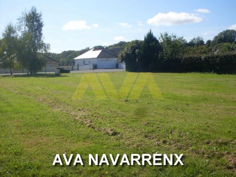 Vente terrain Navarrenx 37000€ - Photo 1