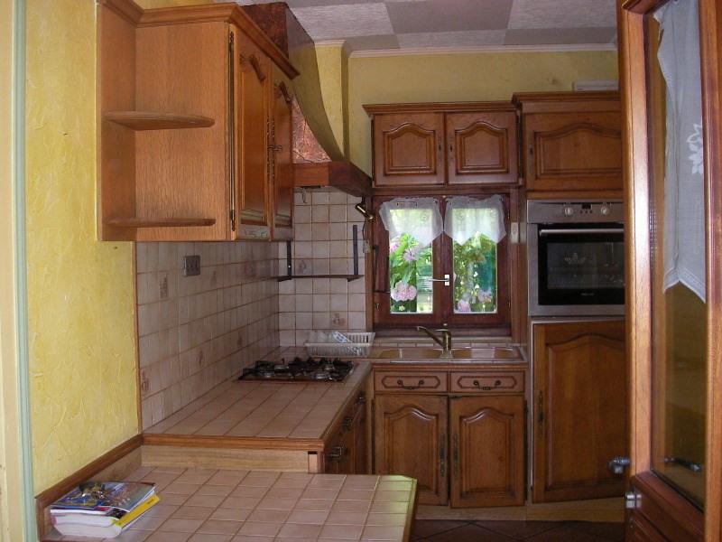 Location maison / villa Bouvesse quirieu 616€ CC - Photo 4