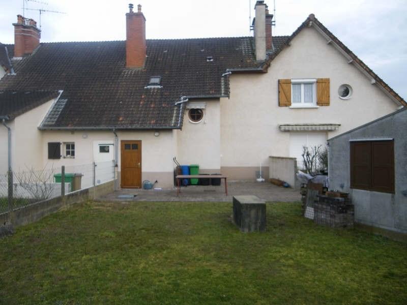 Sale house / villa Le mans 112500€ - Picture 1