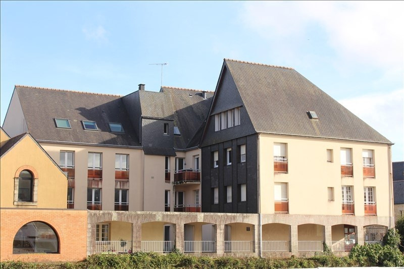 Sale apartment Quimper 91 800€ - Picture 2