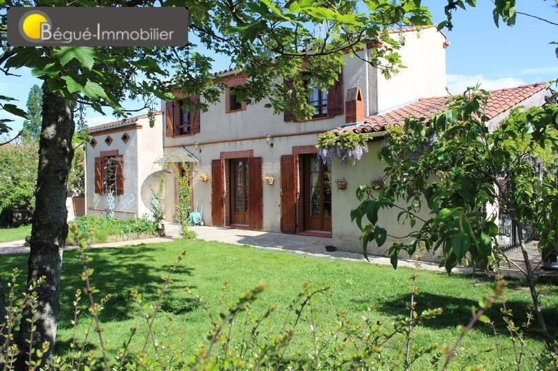 Viager maison / villa Pibrac 474000€ - Photo 1