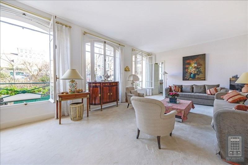 Rental apartment Paris 18ème 4800€ CC - Picture 6