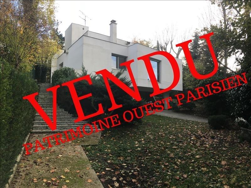 Vente de prestige maison / villa Le pecq 1040000€ - Photo 1