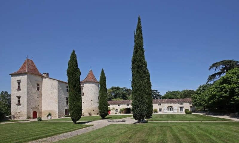 Deluxe sale house / villa La romieu 1575000€ - Picture 2