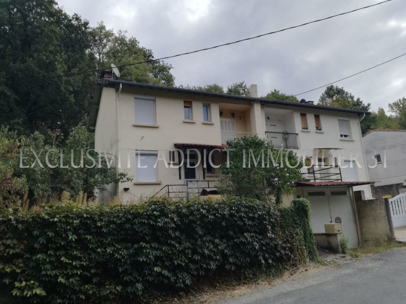 Vente maison / villa Graulhet 98 000€ - Photo 1