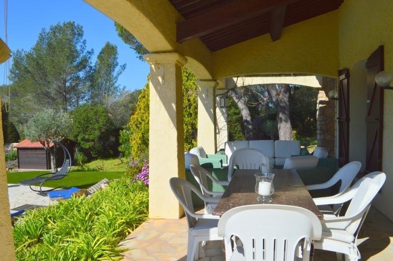 Vente de prestige maison / villa Roquebrune sur argens 572000€ - Photo 3