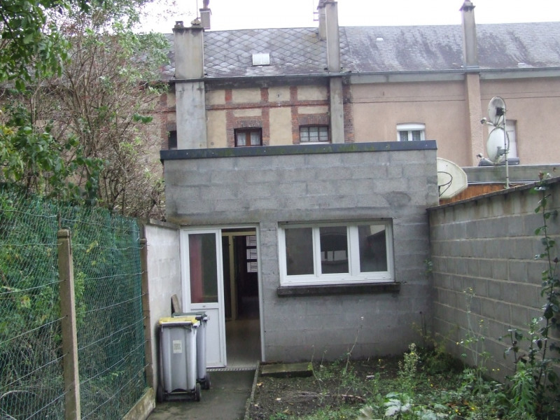 Vente maison / villa Saint leger du bourg denis 110000€ - Photo 3