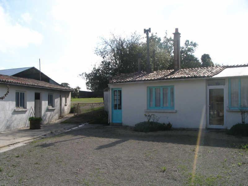 Sale house / villa St fraigne 120000€ - Picture 3