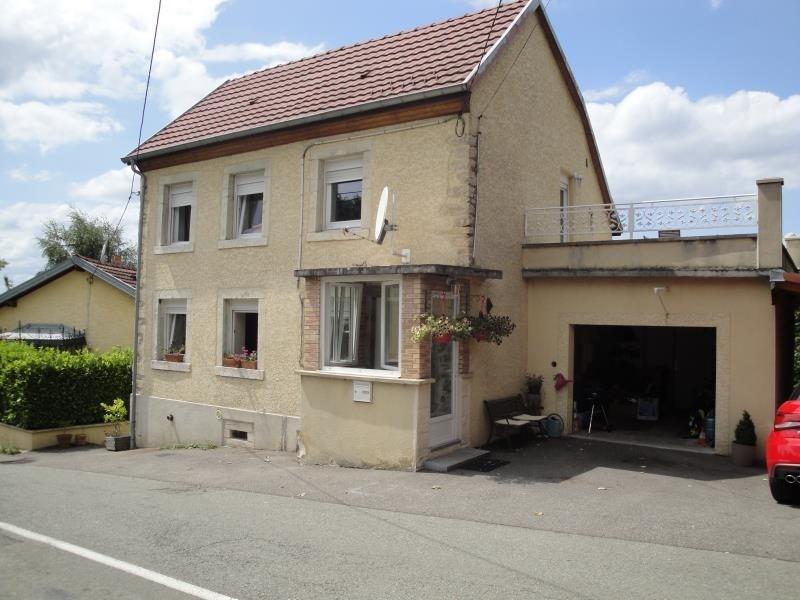 Vente maison / villa Montbouton 184000€ - Photo 10