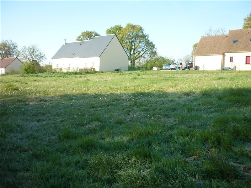 Vente terrain Bazoches sur hoene 34 000€ - Photo 4