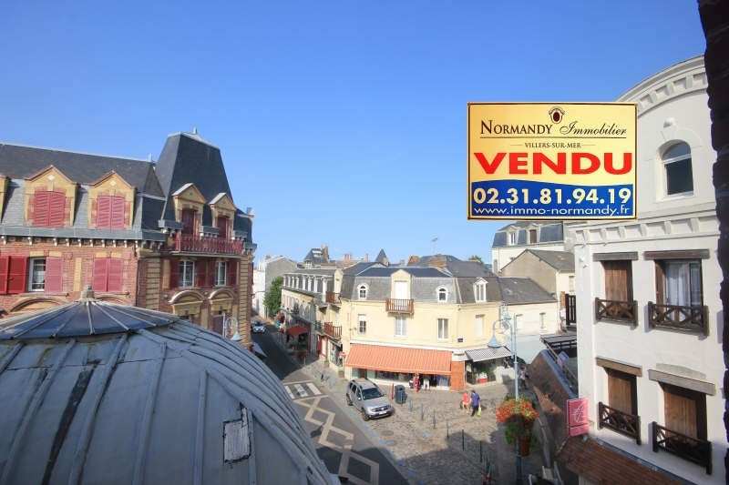 Sale apartment Villers sur mer 94 000€ - Picture 1