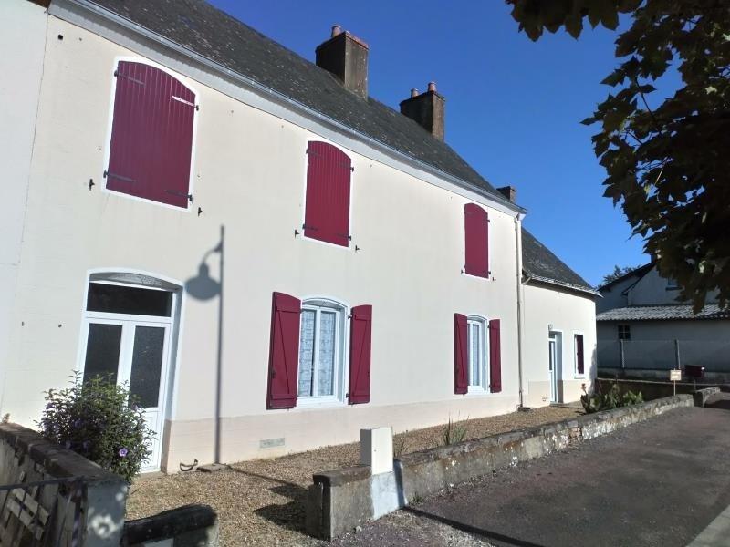 Venta  casa La bazoge 185500€ - Fotografía 1