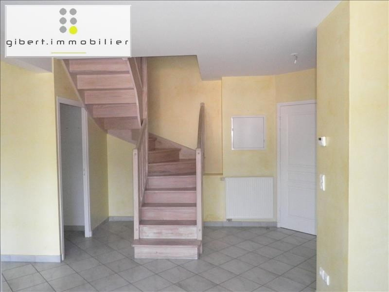 Rental apartment Brives charensac 833,79€ CC - Picture 10