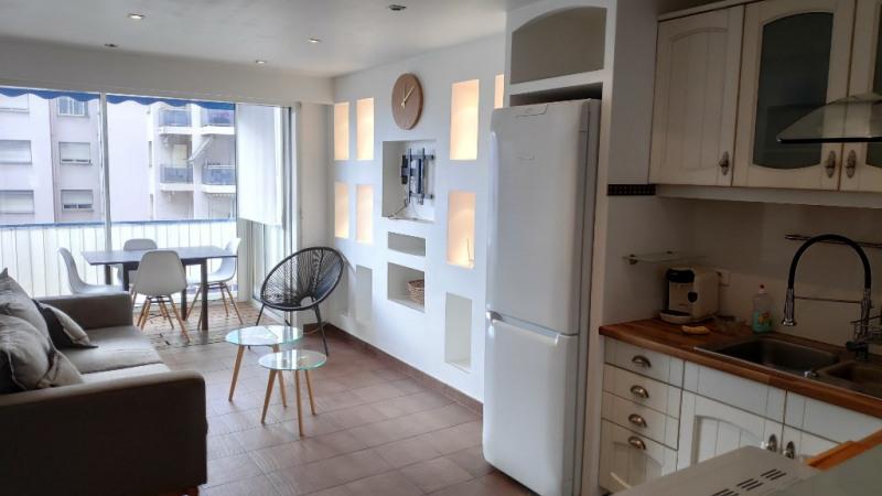Location appartement Cagnes sur mer 733€ CC - Photo 1