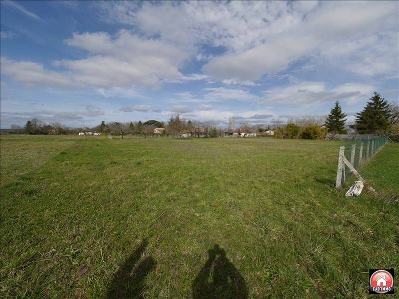 Vente terrain St pierre d'eyraud 55 000€ - Photo 1