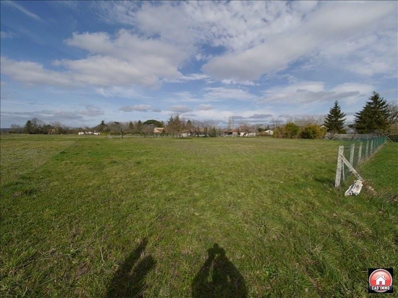 Vente terrain St pierre d eyraud 55000€ - Photo 1