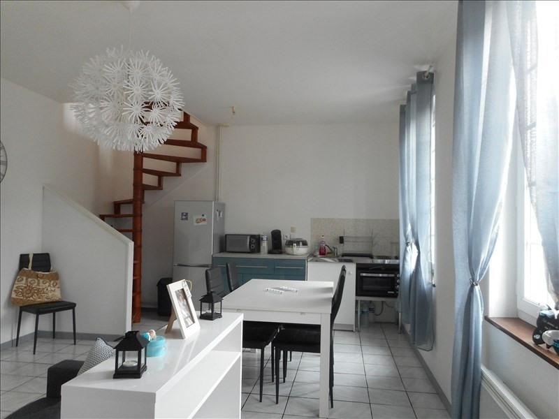 Affitto casa Fauville en caux 510€ CC - Fotografia 1