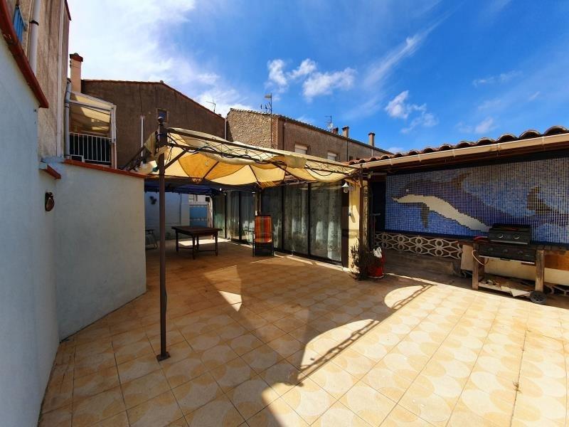 Sale house / villa Villelongue de la salanque 170000€ - Picture 1
